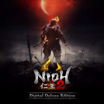 Nioh 2: Digital Deluxe Edition £35.88 @ PSN (Turkey)