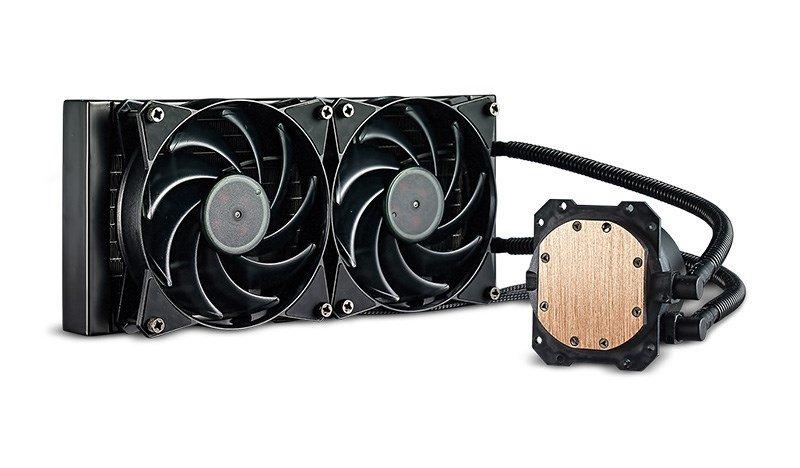 Cooler Master MasterLiquid Lite 240 Liquid CPU Cooler @ CCL £42.86 Delivered