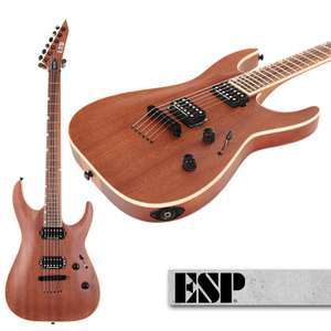 ESP LTD MH-400NTM NS Standard Series Electric Guitar In Natural / Seymour Duncan Pickups - £499 Delivered @ Andertons