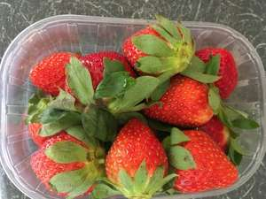 250g Strawberries Home Bargains (Llanelli) 49p