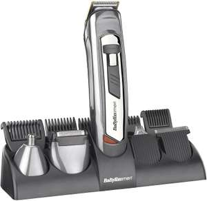 Babyliss For Men 7235U 10 in 1 Body Groomer - Silver & Grey for £13.98 delivered @ Currys PC World