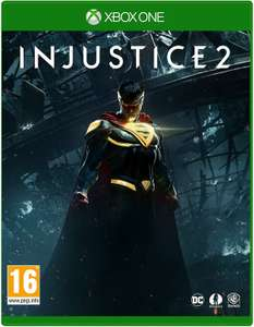 [Xbox One] Injustice 2 - £6.95 delivered @ The Game Collection