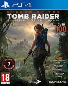 Shadow Of The Tomb Raider: Definitive Edition (PS4) - £18.85 With Code Delivered @ The Game Collection/ eBay