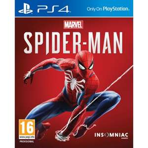 Marvel's Spider-Man [PS4] - £15.95 Delivered @ The Game Collection