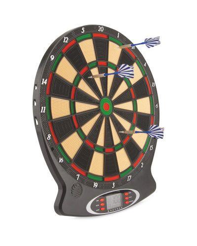 Electronic Dart Board £14.99 @ Aldi (£2.99 P&P)
