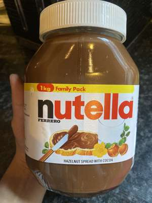 1KG Nutella £3.99 @ LIDL Walsall Store