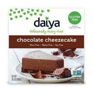 daiya chocolate cheezecake 400g - 69p in Heron Hull