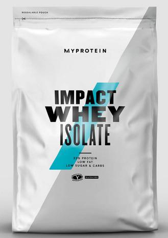 5kg Myprotein Impact Whey Isolate (Blueberry) -£40.79 W/Vouchercodes Discount) @ Myprotein
