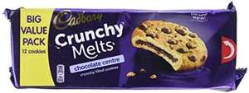 Cadbury Crunchy Melts Chocolate Centre 312g (Double size pack) - £2 Prime / £6.49 Non-Prime @ Amazon