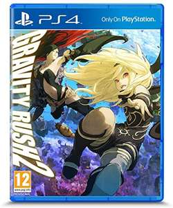 Gravity Rush 2 (PS4) - £12.85 Delivered @ Base