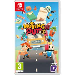Moving Out (Nintendo Switch) £24.95 Delivered @ The Game Collection