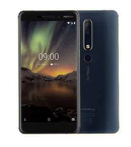 Nokia 6.1 Global Version 5.5 inch FHD NFC Android 9.0 Snapdragon 630 Octa Core 4G SmartPhone - Blue CHINA 3GB 32GB £83.20 @ Gearbest