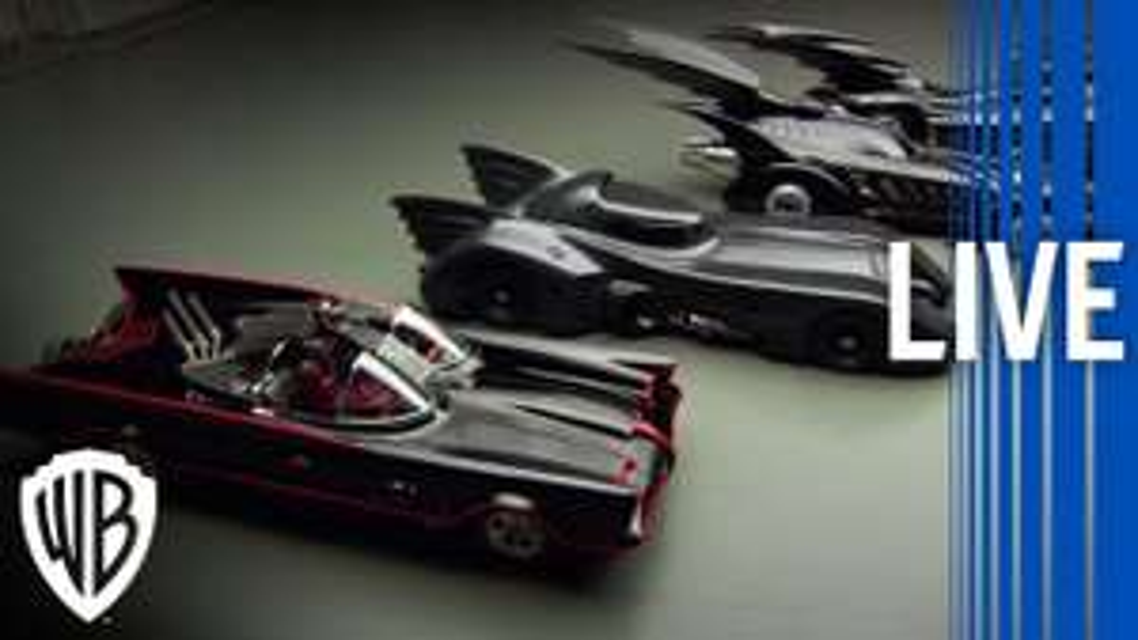 The Batmobile Documentary - free to watch via Warner Bros. Entertainment on Youtube