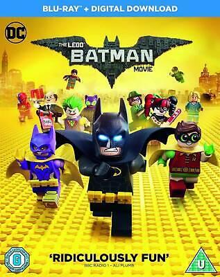 The LEGO Batman Movie (Blu-ray + Digital Download) [New & Sealed] - £2.45 Delivered @ Gametrade via eBay