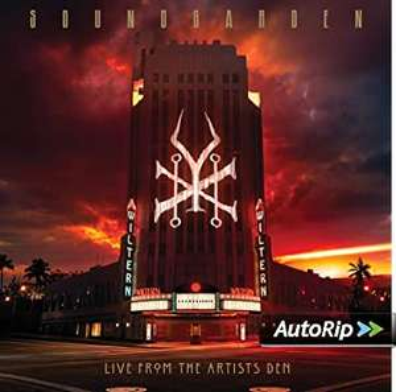 Soundgarden - Live From The Artists Den Quadruple Vinyl [VINYL] £26.13 @ Amazon