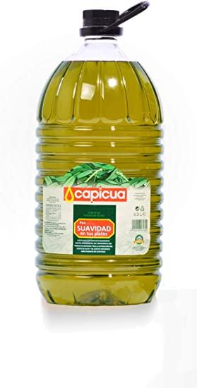 Coreysa Capicua Olive Orujo Oil – 5 Litre £11.86 (Prime) / £16.35 (non Prime) at Amazon