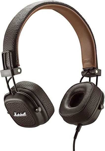Marshall Major III Foldable Headphones - Brown £39.99 Amazon