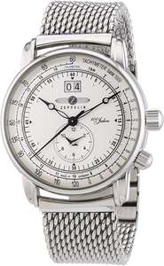 Zeppelin Men's Quartz Watch Analogue Display and Stainless Steel Strap 7640M1 £171.75 @ AMAZON