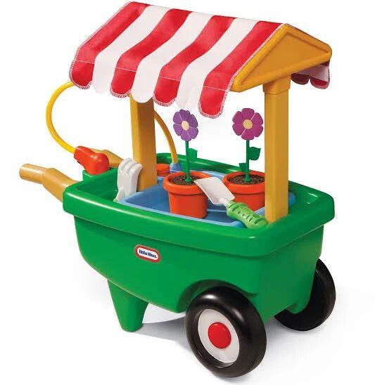 Little Tikes 2-in-1 Garden Cart & Wheelbarrow (Includes 2 garden-hand tools, tray, 2 pots and working sprinkler) £35 / £38.95 del @ Argos