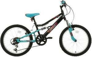 "Apollo Charm junior mountain bike with 20"" wheels and full suspension for £128.25 delivered @ eBay / Halfords"