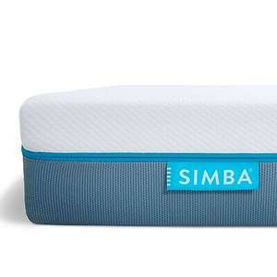 Simba double(most sizes available Hybrid Mattress Refurbished by Simba delivered - £274.63 @ simbasleep eBay