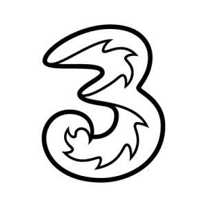 12GB SIM £10 per month (£5.21 after TopCashBack) - £120 @ Three via TopCashBack