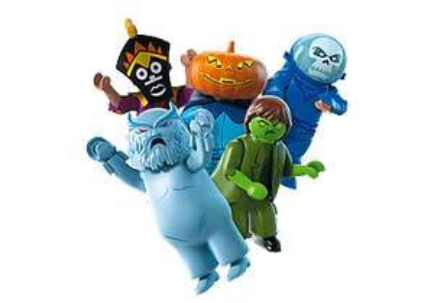 Scooby-Doo Playmobil Villains blind bag £2.99 (£3.50 postage per order) @ Playmobil