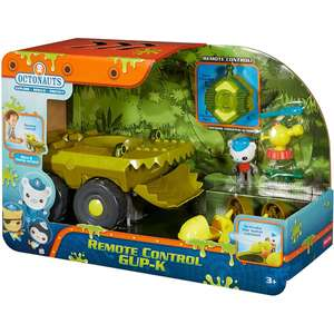 Octonauts Remote Control GUP-K Kids Toy £18 Delivered Free From Yankee Bundles