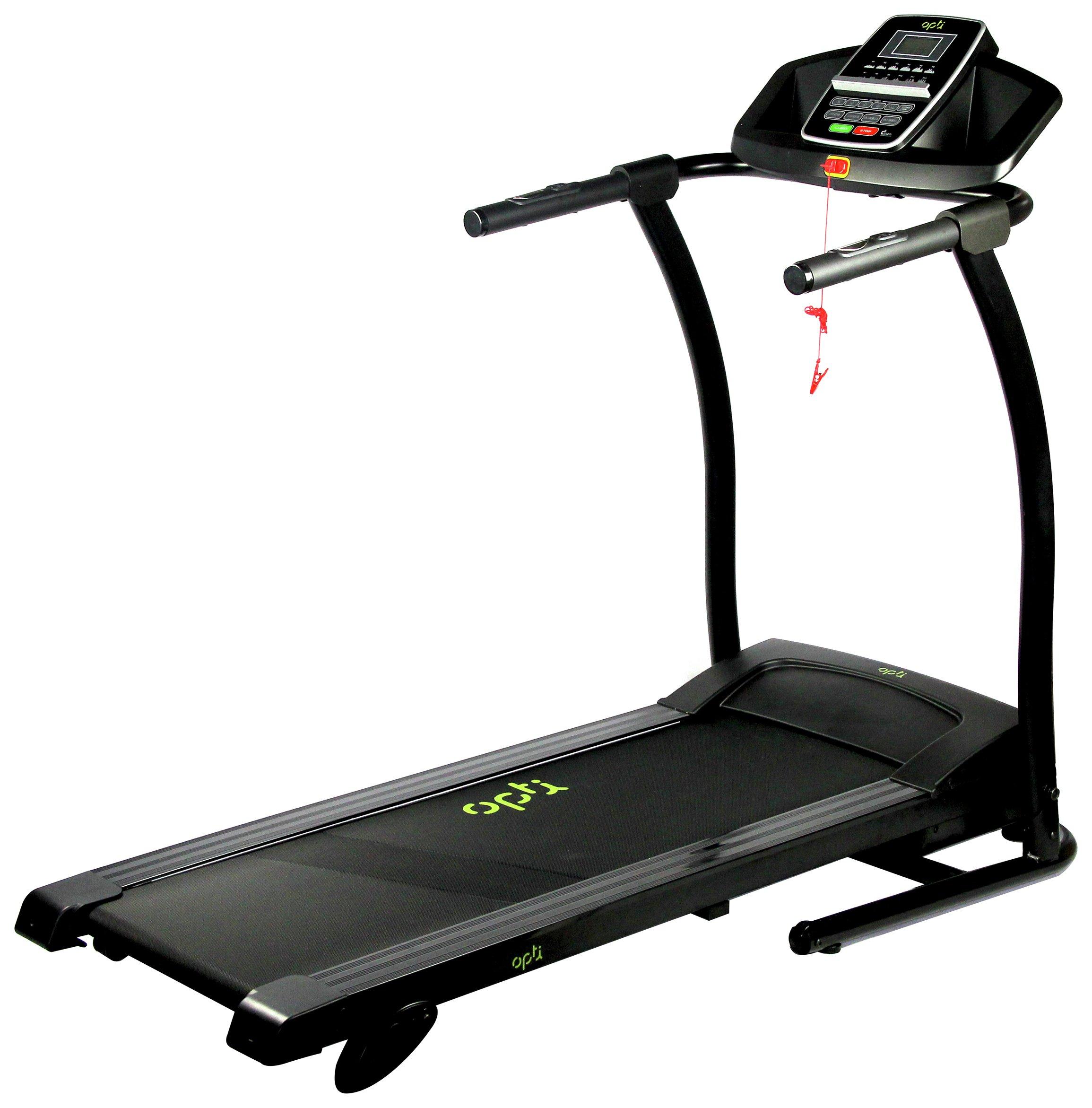 Opti Folding Treadmill Speed 12kph - £256.94 delivered @ Argos (selected postcodes)