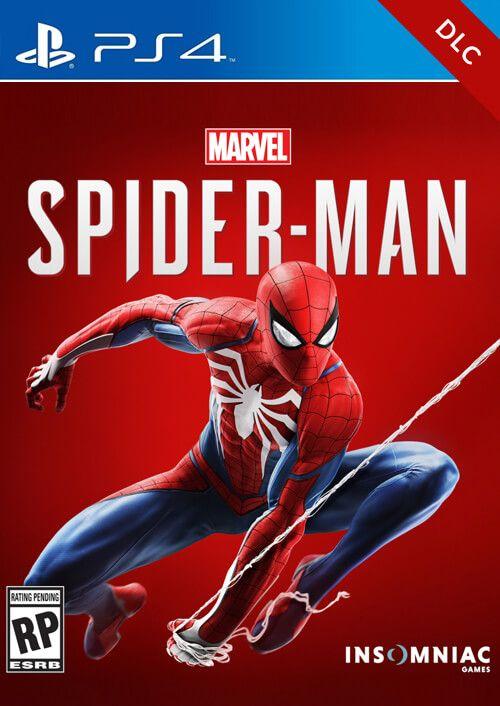 Marvel's Spider-Man DLC PS4 Code - £12.99 @ CDKeys