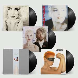 Eurythmics: The Studio Albums 1983-1987 (5 x 180g Vinyl Bundle & Download Code) £53.05 Delivered with Code @ Recordstore