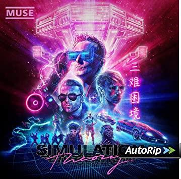 Muse - Simulation Theory Deluxe Edition CD + AutoRip £4.49 (Prime) + £2.99 (non Prime) at Amazon