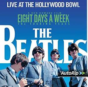 The Beatles - Live At Hollywood Bowl Gatefold Vinyl £16.99 (+ £2.99 delivery non-Prime) @ Amazon