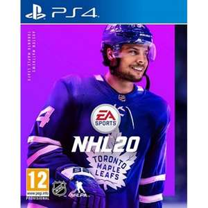 NHL 20 PS4 £22.95 delivered at The Game Collection