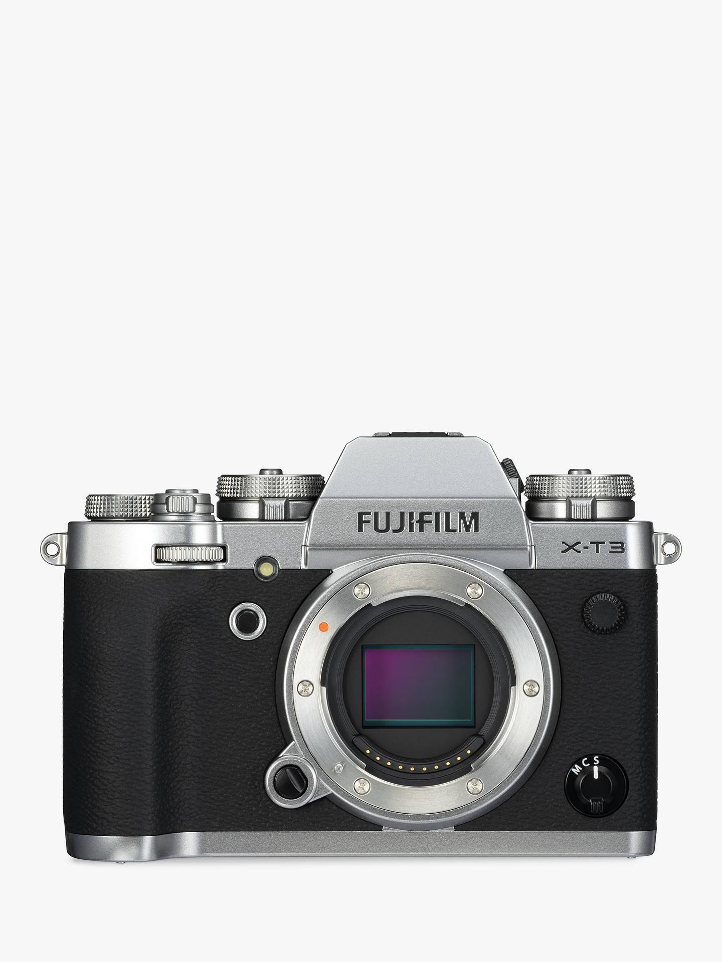 Fujifilm X-T3 Body Only £899 @ John Lewis & Partners
