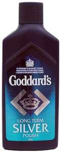 Goddards Long Term Silver Polish 125ml, Pack of 6 £3 (Prime) £7.49 (Non Prime) @ Amazon