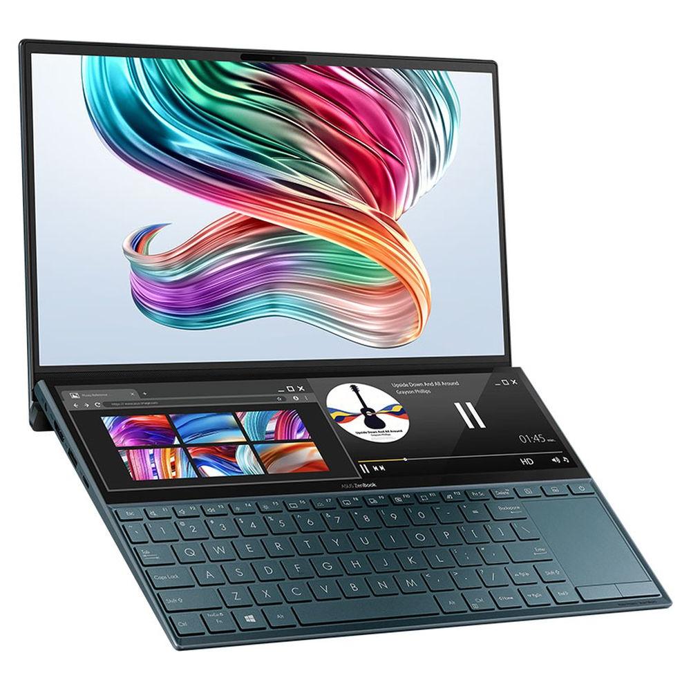 ASUS ZenBook Duo UX481 - i7-10510U / 16GB RAM / 512GB SSD / MX 250 / 3yr Warranty - £1,234.05 At basket @ eBay / Currys PC World