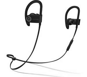 BEATS Powerbeats3 Wireless Bluetooth Headphones in black for £70.30 delivered using code @ eBay / Currys PC World