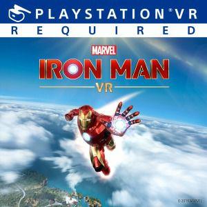 Iron Man VR demo PSVR Free at Playstation Network