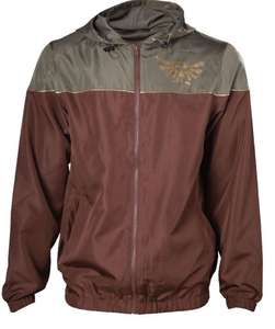 NINTENDO Zelda Windbreaker Jacket (small only) + 6 months Spotify premium (new users only) £29.97 at Currys PC World