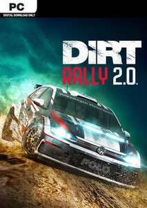 Dirt Rally 2.0 PC Steam Key - £5.99 @ CD Keys