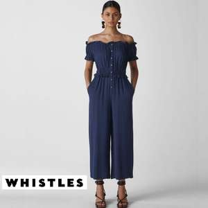 70% Off Sale + Free Delivery & Free Returns @ Whistles