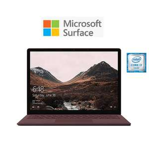 "Microsoft Surface 13.5"" Touchscreen Laptop - 16GB RAM / 512GB SSD / i7-7660 - £1049 Using code @ Laptop Outlet"