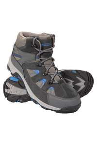 Rapid Mens Waterproof Hiking Boots (2 Colours) Sizes 6-12 - £22.89 each Delivered (Using Code) @ Mountain Warehouse