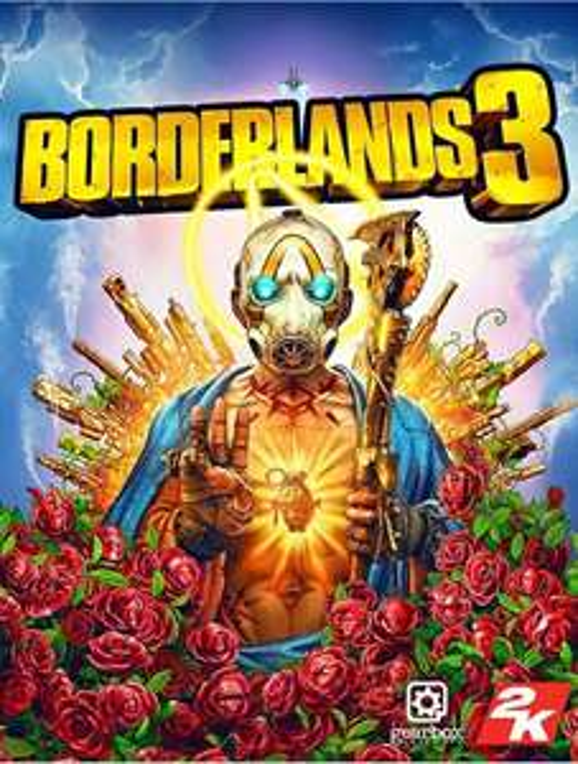 3 free Golden Keys - Borderlands 3