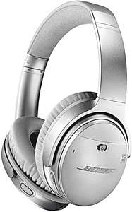 Bose QuietComfort 35 (Series II) Wireless Headphones, Noise Cancelling with Alexa built-in - Silver £179 at Amazon