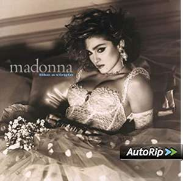 Madonna - Like A Virgin 180g Vinyl £10.99 at Amazon