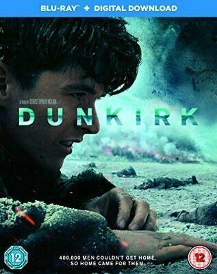 [Blu-Ray] Dunkirk Blu-Ray + Digital Download (Brand New & Sealed) - £3.99 delivered @ oldschoolmoviesltd / ebay