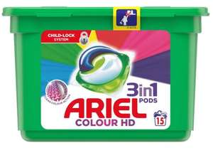 Ariel Colour HD 3in1 Pods 38 washes in store @ Tesco Purley