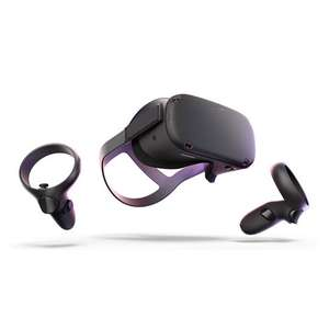 Oculus Quest 128GB Standalone Wireless All In One VR Gaming Headset System £510.49 delivered @ Scan